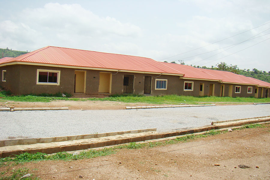 Nigeria Army post service housing scheme